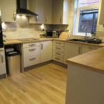 kitchen, student house, Kenilworth,