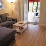 lounge through to conservatory, student house, Kenilworth,