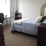 Bedroom 1 ; double bed , student house, Canley / Tile Hill, Coventry