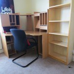 Bedroom 4 double bed , student house, Canley / Tile Hill, Coventry