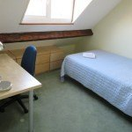 Bedroom 5  double  bed , student house, Kenilworth,