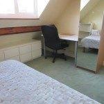 bedroom 4 single bed , student house, Kenilworth,