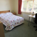 bedroom 3 double bed , student house, Kenilworth,