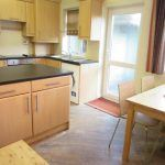 kitchen open plan to lounge / diner, student house, Canley / Tile Hill, Coventry