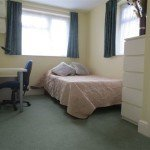 bedroom 2 double bed , student house, Coventry, Earlsdon