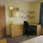 Bedroom 2 double bed, student house, Canley / Tile Hill, Coventry