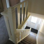 Stairs/ landing, student house, Canley / Tile Hill, Coventry