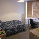Bedroom 1 double bed, student house, Canley / Tile Hill, Coventry