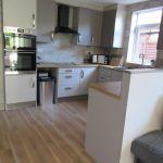 kitchen, student house, Kenilworth,