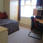 Bedroom 4 ; double bed , student house, Canley / Tile Hill, Coventry