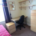 Bedroom 2 single bed , student house, Canley / Tile Hill, Coventry