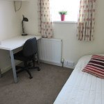 Bedroom 5  single bed, student house, Canley / Tile Hill, Coventry