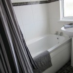 bathroom ; shower over bath, student house, Canley / Tile Hill, Coventry