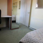 bedroom 4 single bed , student house, Kenilworth,