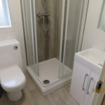 Bathroom 2, student house, Canley / Tile Hill, Coventry